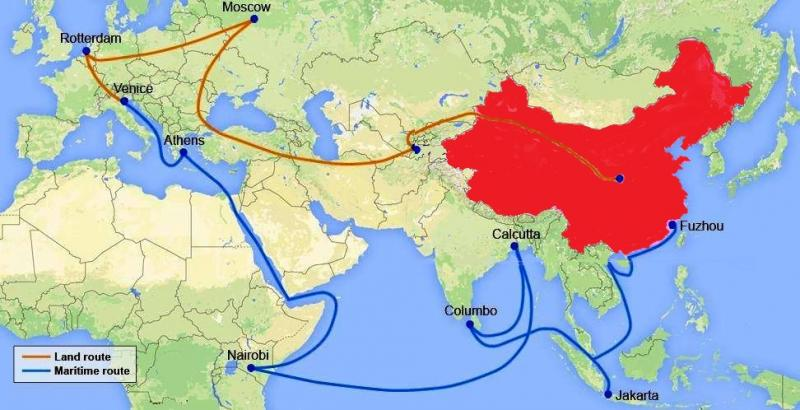 One belt one road italy china tourism one20belt20map20final gumiabroncs Choice Image
